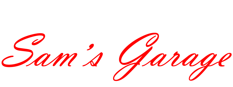Logo Sam's Garage