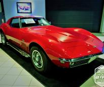 Chevrolet Corvette 1968  Coupé T-Top V8 350/350cv