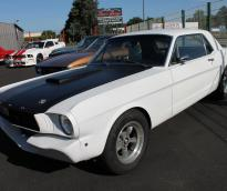 Ford Mustang 1965  Coupé V8 289 strocker 347
