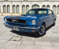 Ford Mustang 1966  Coupé V8 289