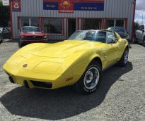 Chevrolet Corvette 1975  Coupé T-Top V8 350