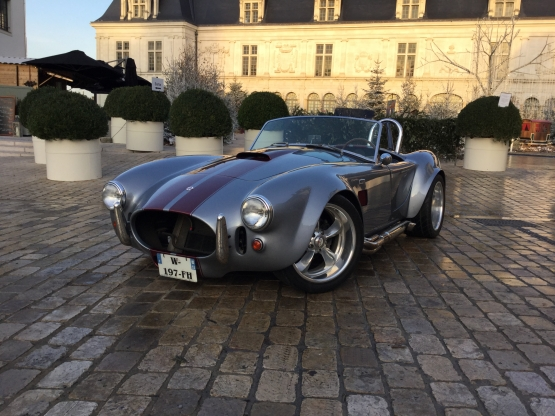ShelbyAC Cobra 427 Replica