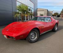 Chevrolet Corvette 1974  COupé T-Top V8 350 L82